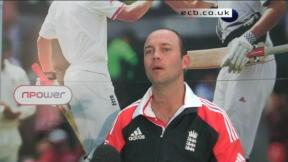 Exclusive with Jonathan Trott