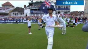 England v Australia - 1st Investec Ashes Test highlights, Day 1 AM