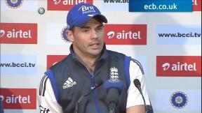 Anderson praises Trott's resilience