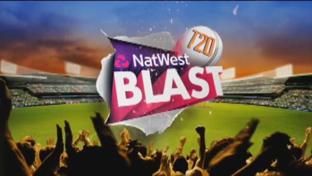 Somerset v Surrey - NatWest T20 Blast, Somerset Innings