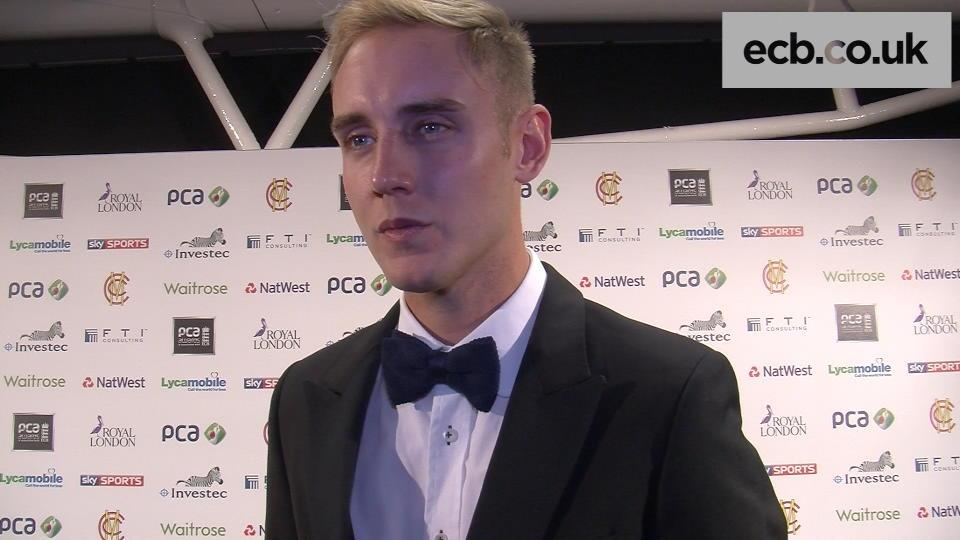 England's Stuart Broad targets January return