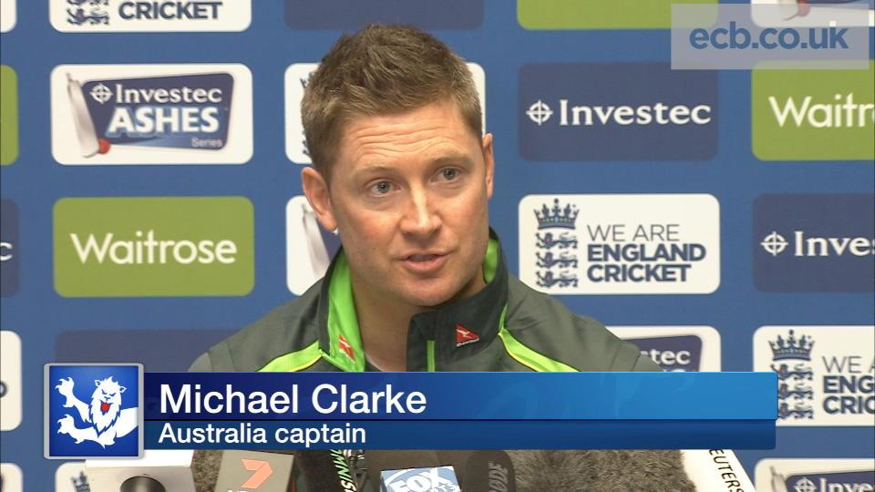 Ashes will be tough - Clarke