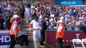 England v Australia - 4th Investec Ashes Test highlights, Day 2 AM