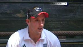 Tredwell delighted with performance