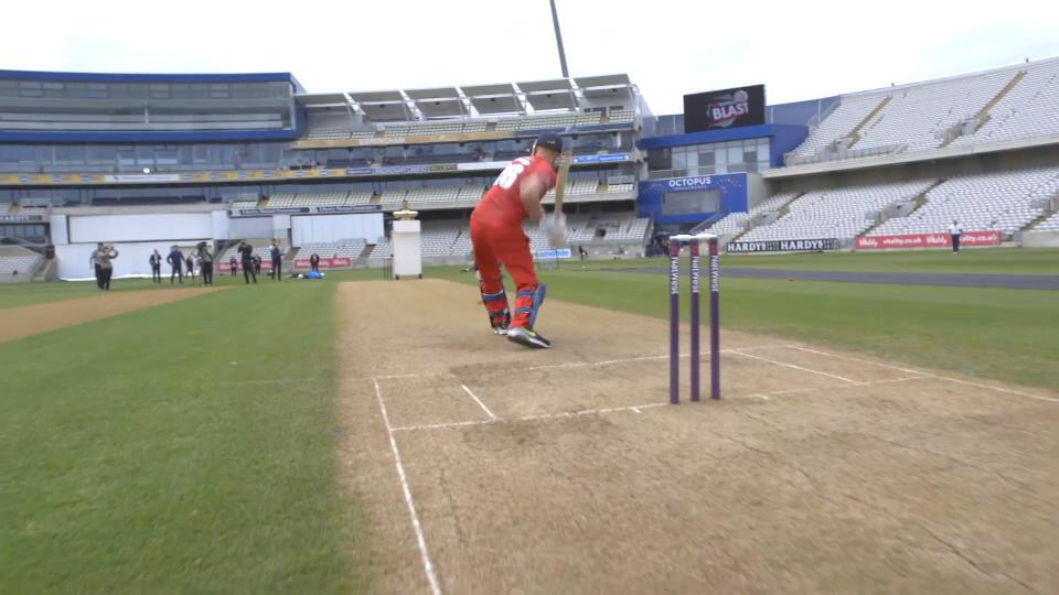 Flintoff launches NatWest T20 Blast 2015