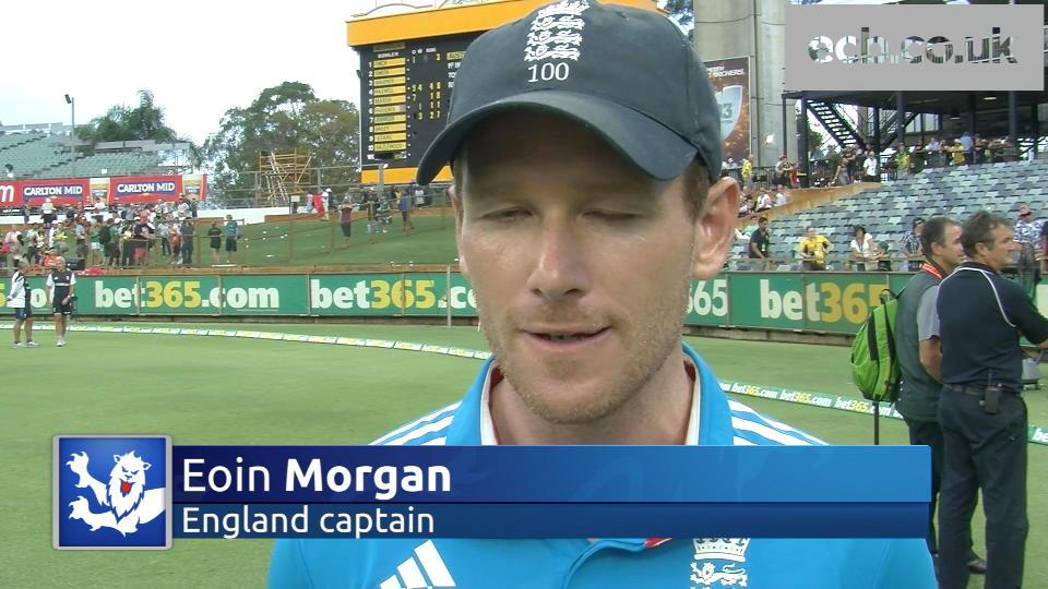 'I have no doubt we will bounce back' - Eoin Morgan