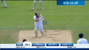 England v Australia - 4th Investec Ashes Test highlights, Day 3 PM