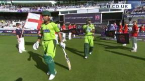 2nd NatWest Series ODI - Headingley Carnegie - Pakistan Innings