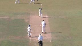 Broad's ankle holds up
