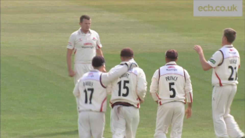 Northamptonshire v Lancashire - Day 1