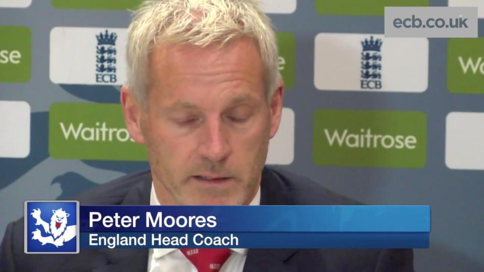 Moores on Cook, Morgan and World Cup