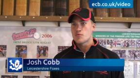Cobb recalls Finals Day glory