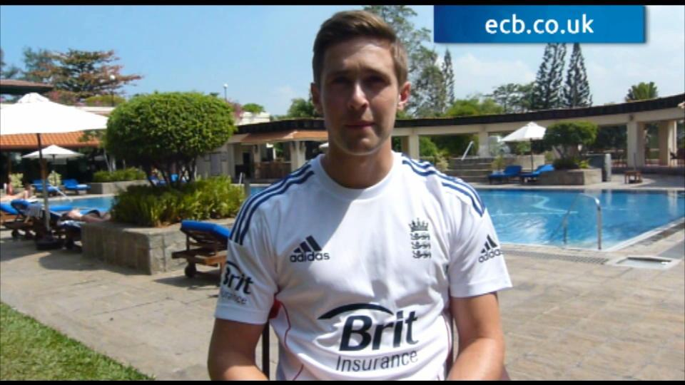 Woakes targets strong finish