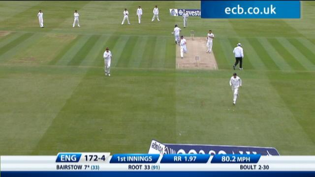 England v New Zealand - 1st Test Highlights, Day 2 AM