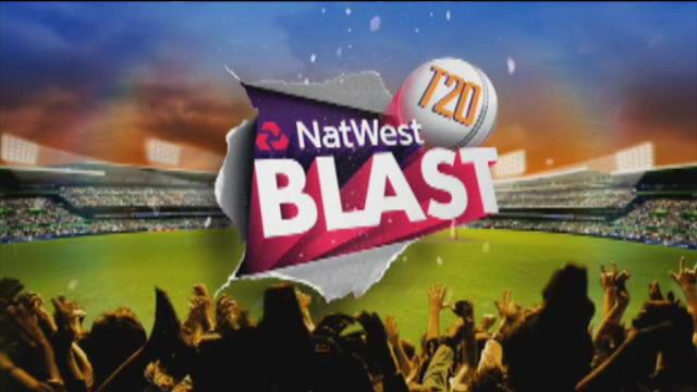 Middlesex v Sussex - NatWest T20 Blast, Sussex Innings