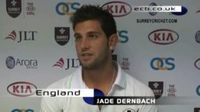 Dernbach aims to start