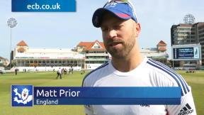 It's like playing in India says Prior