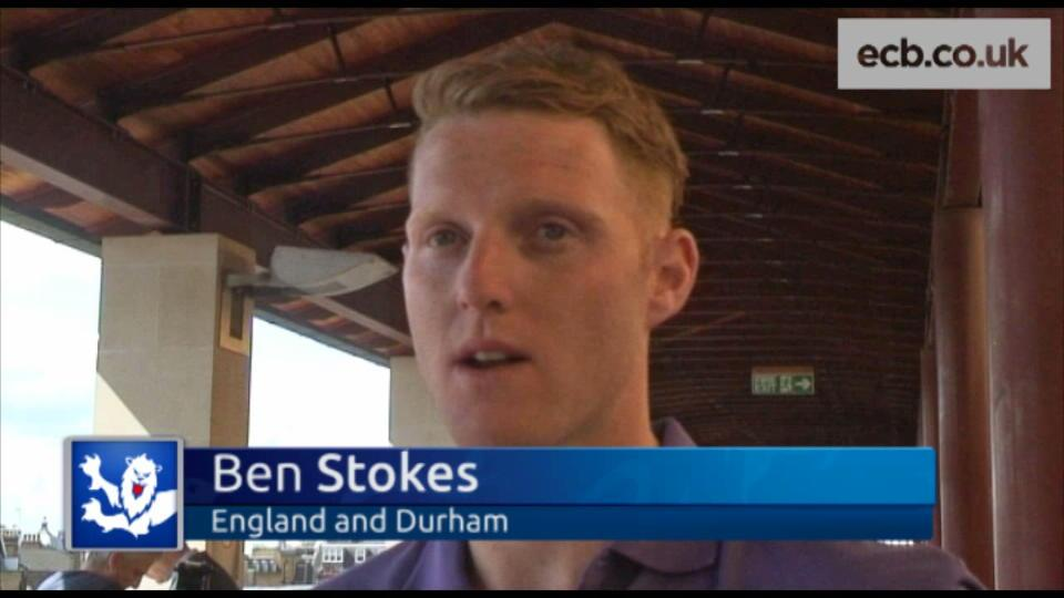 Stokes reveals injury frustration