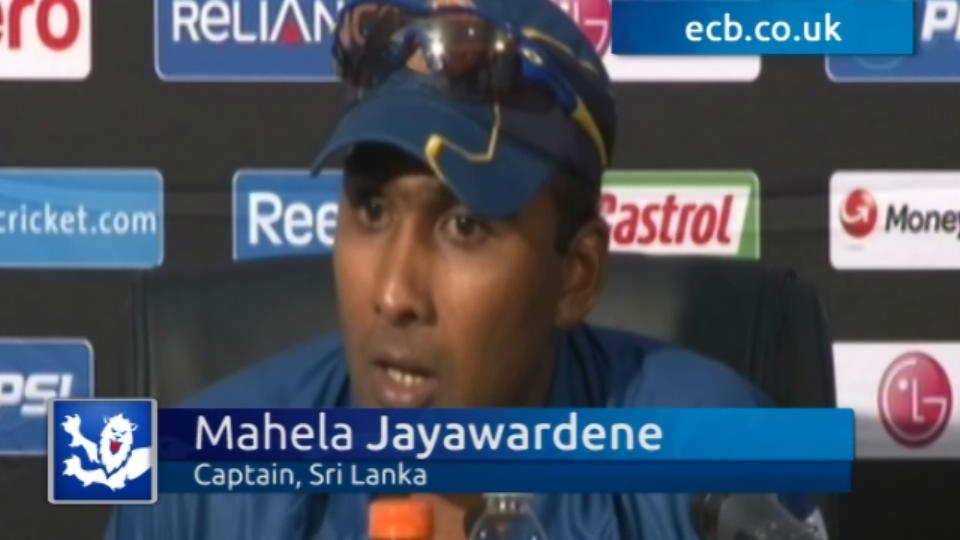 Jayawardene proud of Sri Lanka
