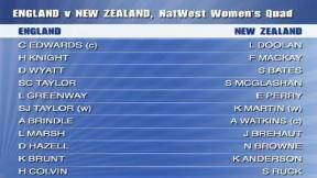 England Women v New Zealand - Derby