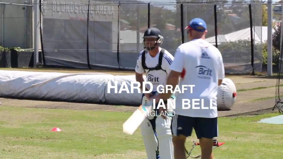 Hard graft from Bell