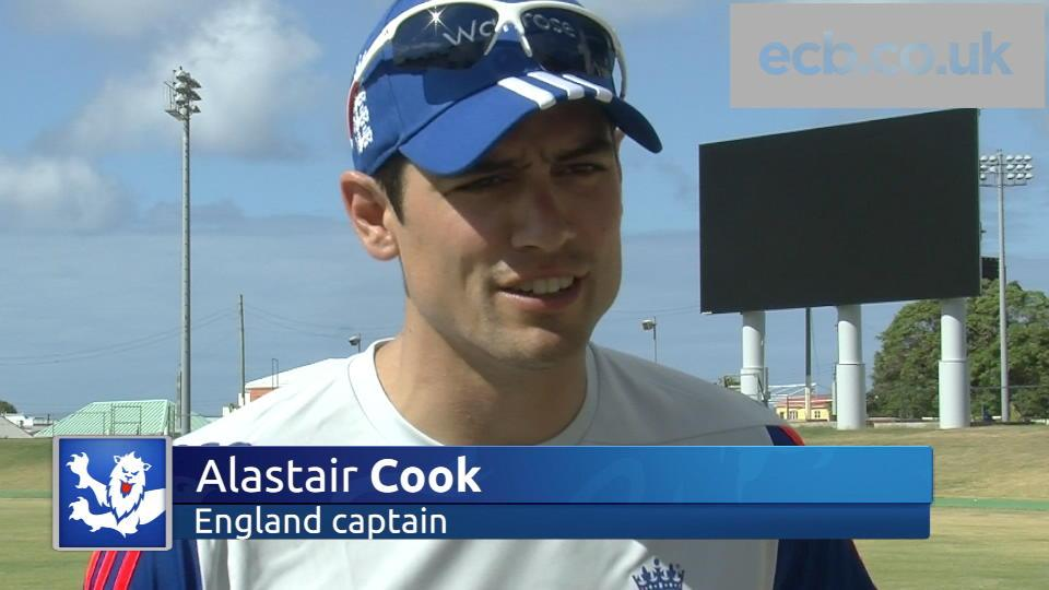 Cook pleased with preparation