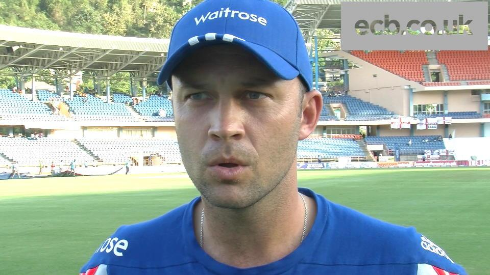 Trott happy to play his part