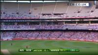 2nd T20 - MCG - Australia innings
