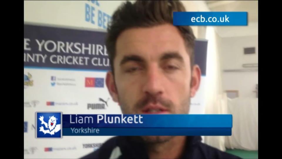 Plunkett's perfect push