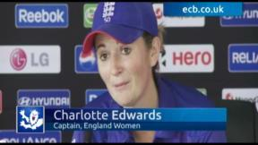 Winning start for England Women