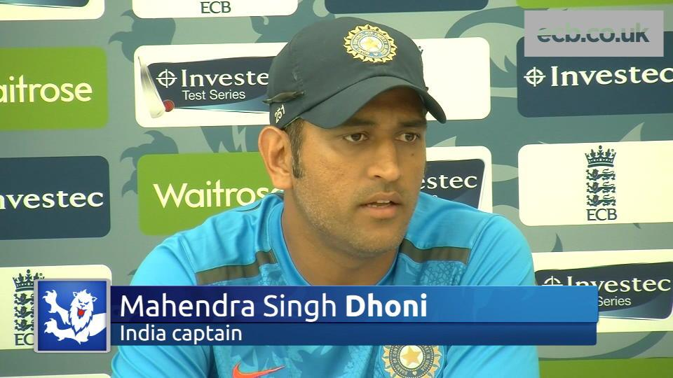 Dhoni ready for Ageas Bowl