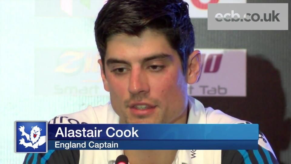 Cook confirms Moeen will open