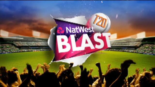 Hampshire v Kent Spitfires - NatWest T20 Blast - Kent Innings