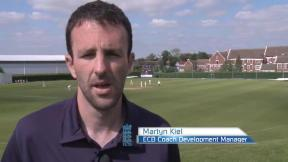 View From The Middle - Autumn 2013 - New ECB Coaching Qualifications