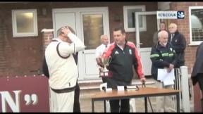 Lancashire Disability take trophy