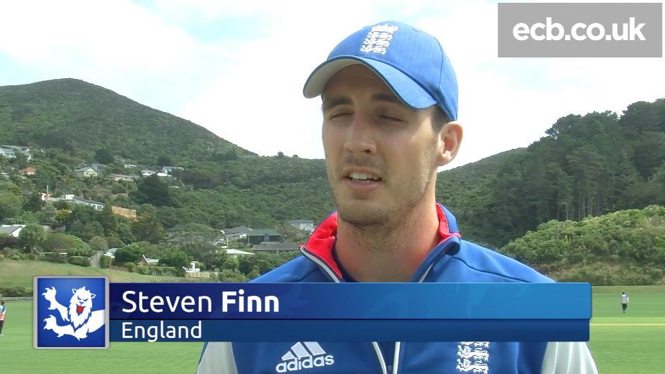 Steven Finn wants winning England finish to Group A
