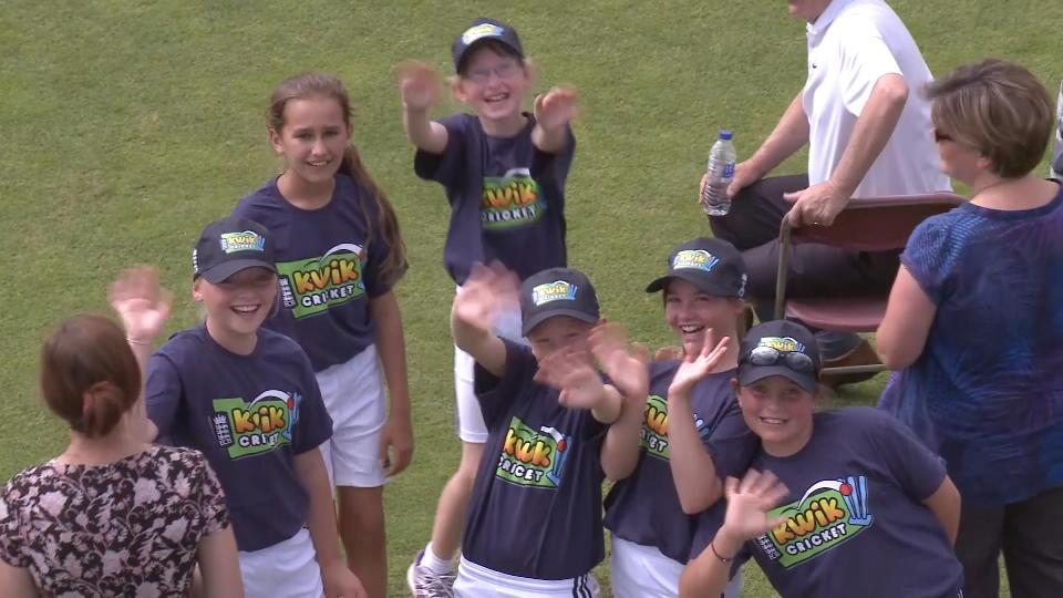 View From The Middle - Autumn 2014 - National Kwik Cricket Finals