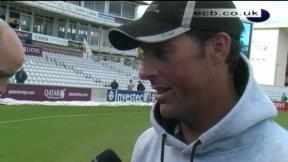 Trescothick left dejected