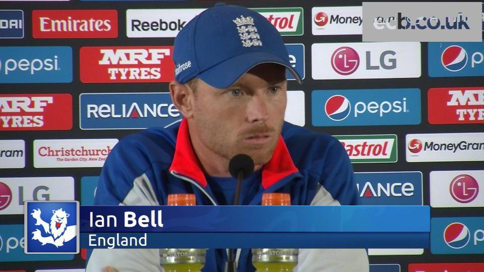 Bell wants positive England reaction