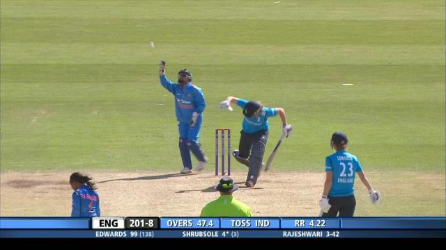 England Women v India Women – 2nd Royal London ODI – Scarborough