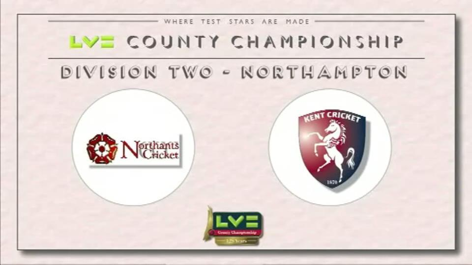 21 June 15: North v Kent - Day 2