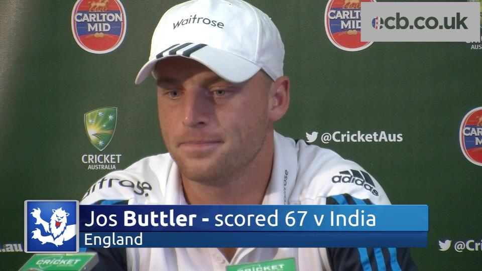 England are ready for Tri-Series final - Jos Buttler