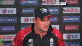 England suffer shock loss