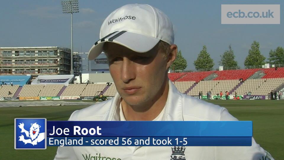 Root says England are ready for victory push