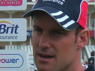 Strauss focused on Pakistan