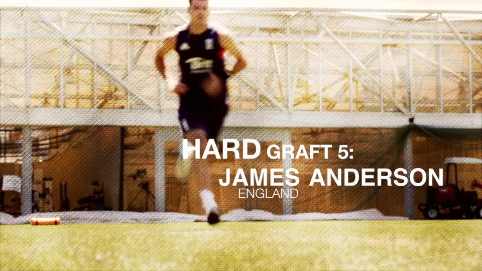 Hard Graft with James Anderson