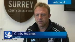 Adams on tragic week