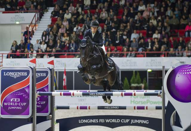 Duguet makes it a double of Longines wins at Helsinki - Watch Highlights here