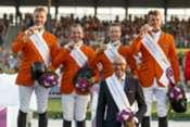 FEI European Jumping Championships 2015 Aachen - Team Pt 1