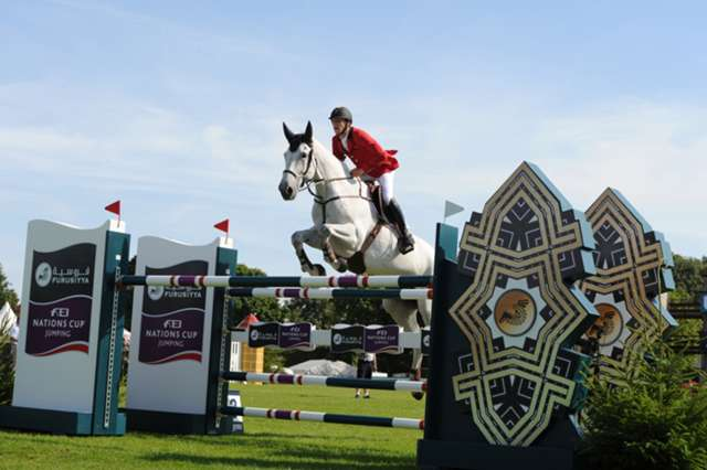 Highlights from the penultimate leg of the Furusiyya FEI Nations Cup in Hickstead are now available online.